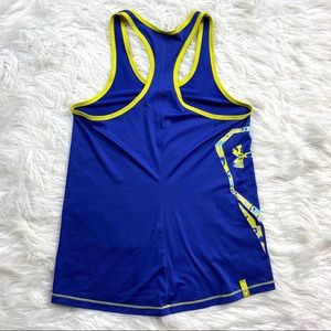 Under Armour Racer Back Loose Tank Top Athletic